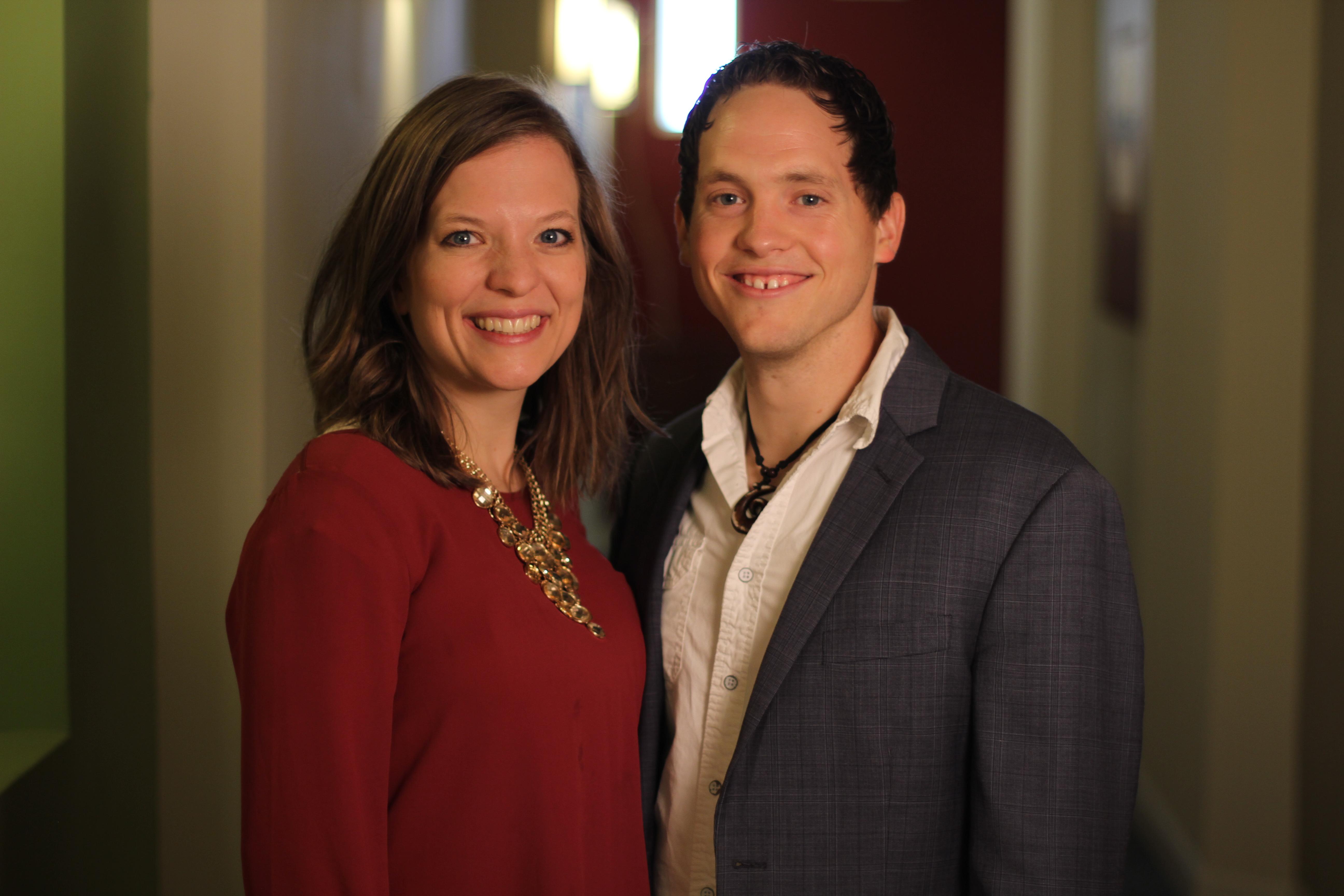 Tyler and Emily Watson